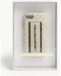 Stella McCartney - Logo Strap Iphone Case - Lyst