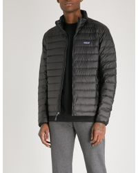 Patagonia - Padded Recycled Shell Jacket - Lyst