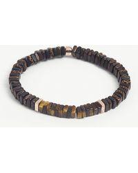 Tateossian - Tiger Eye Bracelet - Lyst
