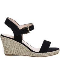 Office - Marbs Faux-suede Espadrille Wedges - Lyst