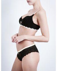 Heidi Klum - Madeline Lace Maternity Bra - Lyst