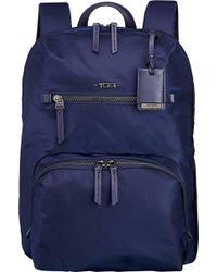 Tumi - Marine Blue Hallie Backpack - Lyst