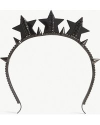 Erickson Beamon - Pretty In Punk Hairband - Lyst