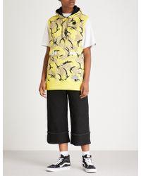 Aape - Camouflage-print Cotton-blend Sweatshirt - Lyst