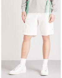 DIESEL - P-cliver Cargo-pocket Cotton Shorts - Lyst