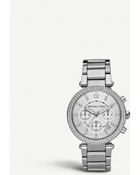 Michael Kors - Mk5353 Parker Stainless Steel Watch - Lyst