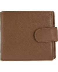 Dents - Rfid Protection Leather Wallet - Lyst