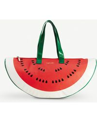 Ban.do - Super Chill Watermelon Faux-leather Cooler Bag - Lyst