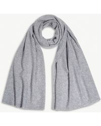 The White Company - Cashmere Scarf - Lyst
