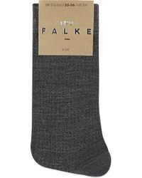 Falke - No 2 Silk Socks - Lyst