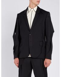 Chalayan - Layered-detail Regular-fit Woven Jacket - Lyst