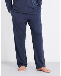 Calvin Klein - Infinite Cotton-modal Pyjama Bottoms - Lyst