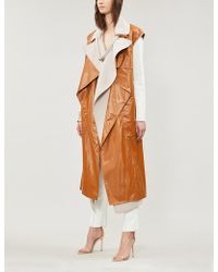 Maticevski - Bewitch Layered Shell Coat - Lyst