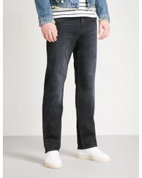 7 For All Mankind - Standard Luxe Slim-fit Skinny Jeans - Lyst