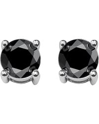 Thomas Sabo - Glam & Soul Sterling Silver And Zirconia Earrings - Lyst