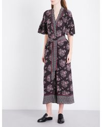 Whistles   Jaipur Print Jumpsuit   Lyst