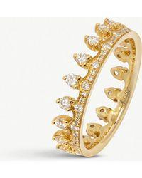 Annoushka - Crown Ring - Lyst