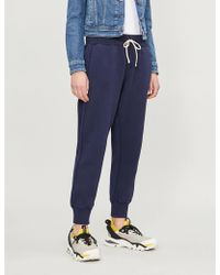 Polo Ralph Lauren - Pony Icon Cotton-blend Tracksuit Bottoms - Lyst