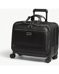 Briggs & Riley - Black @work Spinner Nylon Briefcase - Lyst