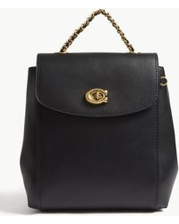 COACH - Parker Convertible Backpack 16 - Lyst