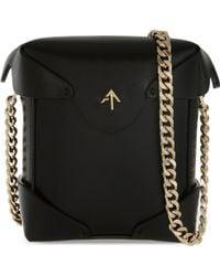 MANU Atelier - Micri Pristine Leather Shoulder Bag - Lyst