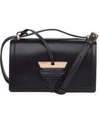 Loewe - Barcelona Small Python And Leather Shoulder Bag - Lyst