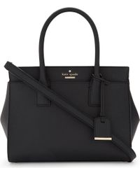 Kate Spade - Cameron Street Candace Small Leather Satchel - Lyst