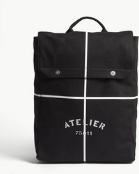 Maison Margiela - Atelier Canvas Backpack - Lyst