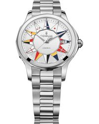 Corum - 082.200.20/v200 Bl12 Admirals Cup Stainless Steel Watch - Lyst