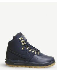 lowest price ac3af 0a333 Nike - Lunar Force 1 Duckboot Trainers - Lyst