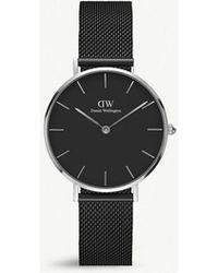 Daniel Wellington - Dw00100202 Ashfield Petite Stainless Steel Watch - Lyst