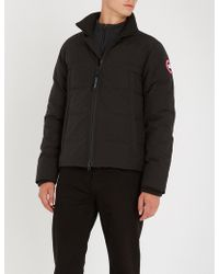 Canada Goose - Woolford Padded Coat - Lyst