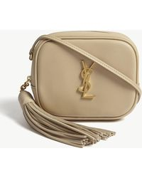 Saint Laurent - Toy Blogger Leather Cross-body Bag - Lyst d1a81a1e6764c