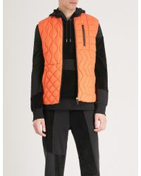 Christopher Raeburn - Quilted Shell Gilet - Lyst