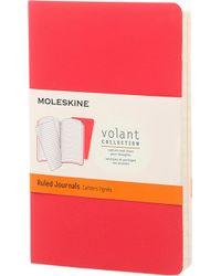 Moleskine - Ruled-paper Journal - Lyst