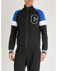 Calvin Klein - Kamusa Cotton-blend Jacket - Lyst