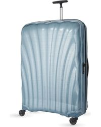 Samsonite - Cosmolite Four-wheel Suitcase 85cm - Lyst