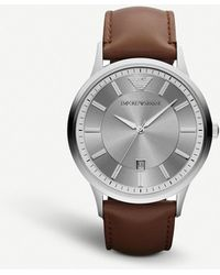 Emporio Armani - Ar2463 Stainless Steel Watch - Lyst