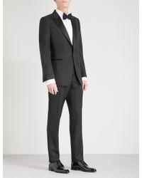 Tom Ford - Satin-trim Wool Suit - Lyst