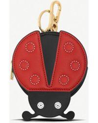 Loewe - Ladybug Leather Charm - Lyst