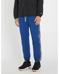 Champion - Tapered Shell Jogging Bottoms - Lyst