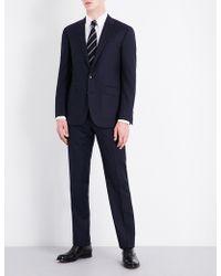 Polo Ralph Lauren - Custom-fit Wool-blend Suit - Lyst