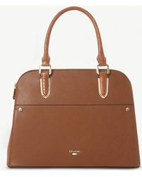 Dune - Davie Faux-leather Tote - Lyst