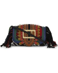 Lyst - Burberry The Patchwork In Snakeskin And Textured Leather 923d8374b9793