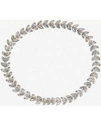 Annoushka - Vine 18ct White-gold And Sapphire Bracelet - Lyst
