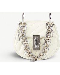 Chloé - Drew Bijou Mini Quilted-leather Cross-body Bag - Lyst