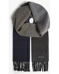 Paul Smith - Ombre Cashmere Scarf - Lyst