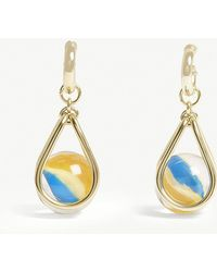 Ellery - Stargazer Spherical Earrings - Lyst