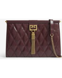 Givenchy - Quilted Cross-body Bag - Lyst
