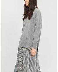 &Daughter - Banba Wool And Cashmere-blend Jumper - Lyst